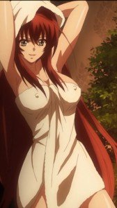 High School DxD.Rias Gremory.360x640