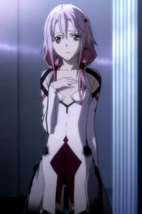 Guilty Crown.Inori Yuzuriha.320x480