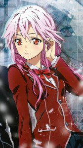 Guilty Crown.Inori Yuzuriha.360x640