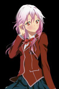 Guilty Crown.Inori Yuzuriha.640x960
