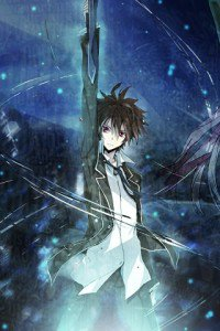 Guilty Crown.Shu Ouma.320x480