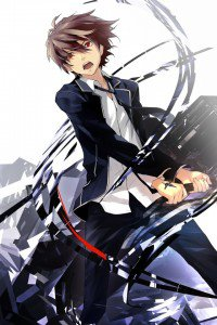 Guilty Crown.Shu Ouma.640x960