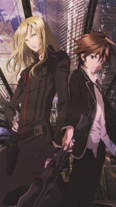 Guilty Crown.Shu Ouma.Gai Tsutsugami.360x640