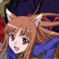 """Spice and Wolf"" wallpapers – Holo, Chloe and Norah Arendt wallpapers for mobile phones. Kraft Lawrence – a trader who wants to open own shop, but now he travels from..."