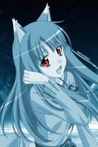 Spice and Wolf.Holo.640x960