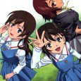 """""""True Tears"""" girls – Noe Isurugi, Hiromi Yuasa and Aiko Ando wallpapers for iPhone and other mobile phones with 320×480 screen size! Genre: Drama, Harem, Romance, Slice of life. The..."""