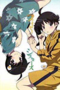 Nisemonogatari.Karen Araragi.Tsukihi Araragi.320x480 (3)