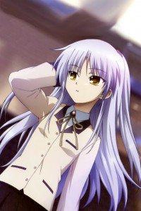Angel Beats.Kanade Tachibana.640x960 (1)