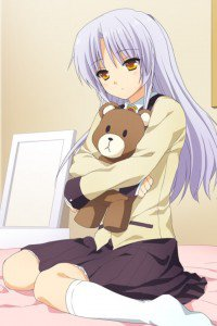 Angel Beats.Kanade Tachibana.640x960 (11)