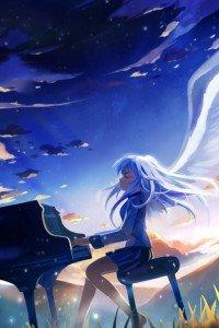 Angel Beats.Kanade Tachibana.640x960 (14)