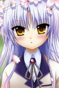 Angel Beats.Kanade Tachibana.640x960 (2)