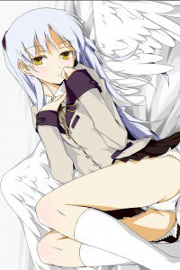 Angel Beats.Kanade Tachibana.640x960 (4)