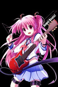 Angel Beats.Yui.640x960