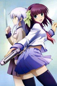 Angel Beats.Yuri Nakamura (Yurippe).Kanade Tachibana.640x960 (1)