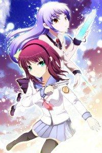 Angel Beats.Yuri Nakamura (Yurippe).Kanade Tachibana.640x960 (4)