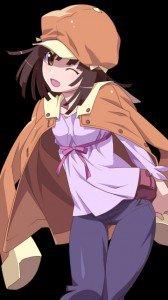 Nisemonogatari.Nadeko Sengoku.360x640 (3)