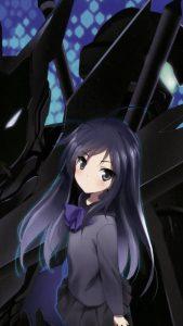 Accel World Kuroyukihime 1080x1920