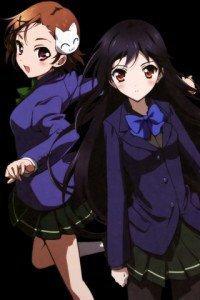 Accel World.Black Snow Princess Kuroyukihime Black Lotus.Chiyuri Kurashima.320x480