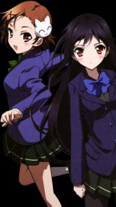 Accel World.Black Snow Princess Kuroyukihime Black Lotus.Chiyuri Kurashima.360x640