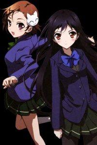 Accel World.Black Snow Princess Kuroyukihime Black Lotus.Chiyuri Kurashima.640x960