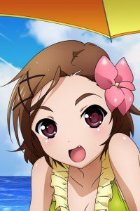 Accel World.Chiyuri Kurashima.640x960 (1)