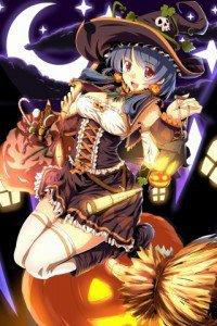 Halloween anime.320x480 (17)