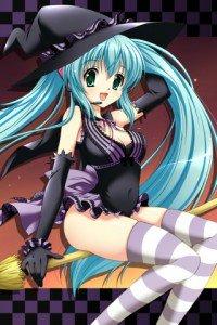 Halloween anime.320x480 (28)