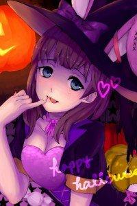 Halloween anime.320x480 (38)