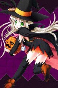 Halloween anime.320x480 (7)