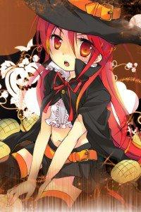 Halloween anime.640x960