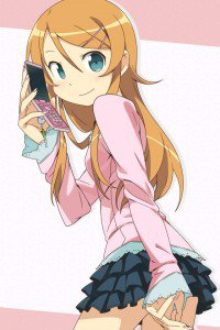 Ore no Imoto ga Konna ni Kawaii Wake ga Nai.Kirino Kosaka.640x960 (2)