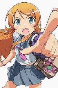 Ore no Imoto ga Konna ni Kawaii Wake ga Nai.Kirino Kosaka.640x960