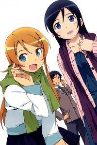 Ore no Imoto ga Konna ni Kawaii Wake ga Nai.Kirino Kosaka.Ayase Aragaki.640x960 (2)