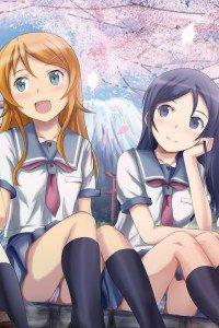 Ore no Imoto ga Konna ni Kawaii Wake ga Nai.Kirino Kosaka.Ayase Aragaki.640x960 (4)