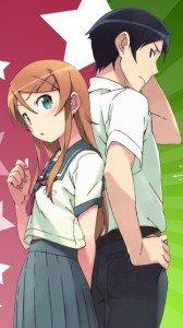 Ore no Imoto ga Konna ni Kawaii Wake ga Nai.Kirino Kosaka.Kyosuke Kosaka.360x640 (1)