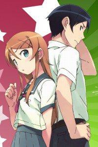 Ore no Imoto ga Konna ni Kawaii Wake ga Nai.Kirino Kosaka.Kyosuke Kosaka.640x960