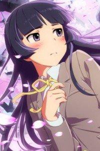 Ore no Imoto ga Konna ni Kawaii Wake ga Nai.Ruri Goko Kuroneko.320x480