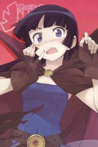 Ore no Imoto ga Konna ni Kawaii Wake ga Nai.Ruri Goko Kuroneko.320x480 (8)