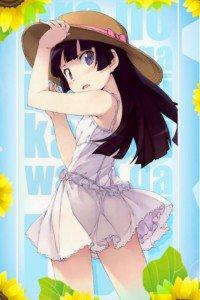 Ore no Imoto ga Konna ni Kawaii Wake ga Nai.Ruri Goko Kuroneko.640x960 (4)