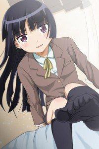 Ore no Imoto ga Konna ni Kawaii Wake ga Nai.Ruri Goko Kuroneko.640x960 (5)