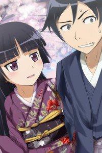Ore no Imoto ga Konna ni Kawaii Wake ga Nai.Ruri Goko Kuroneko.Kyosuke Kosaka.320x480