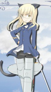 Strike Witches.Perrine-H. Clostermann.360x640 (1)