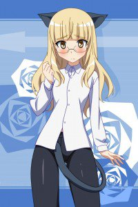 Strike Witches.Perrine-H. Clostermann.640x960 (1)