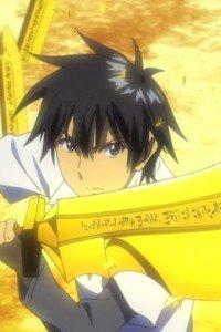 Campione.Godou Kusanagi.320x480