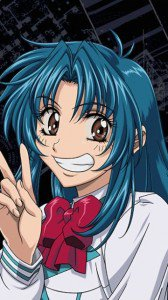 Full Metal Panic!.Kaname Chidori.360x640 (2)