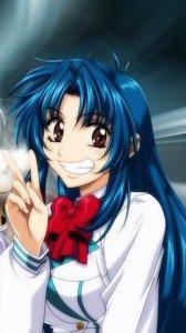 Full Metal Panic!.Kaname Chidori.360x640 (6)