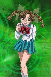 Full Metal Panic!.Kyoko Tokiwa.320x480