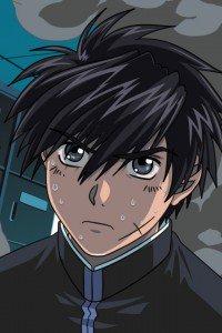 Full Metal Panic!.Sousuke Sagara.640x960
