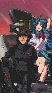 Full Metal Panic!.Sousuke Sagara.Kaname Chidori.360x640 (5)