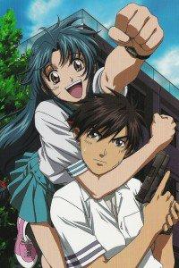 Full Metal Panic!.Sousuke Sagara.Kaname Chidori.640x960 (1)